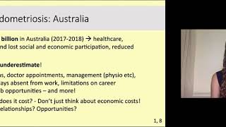 Endometriosis UWA lecture: Cost of Endometriosis