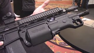 Repeat youtube video Shot Show 2014 Crye Precision Six12 Modular Bullpup Shotgun with Hank Strange