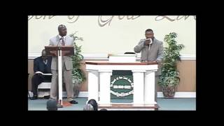 Disagreement on Jesus - 12/11/2016 - The Church of Our Lord Jesus Christ, Mobile AL
