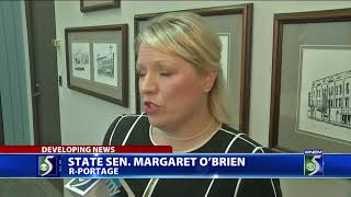 Sen. Horn discusses sexual assault legislation on WNEM