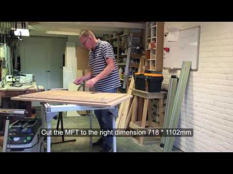 How to make an MFT Top with the LR 32 system