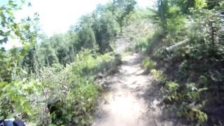 Thunder Rock Express Tanasi Trail System Ocoee, TN
