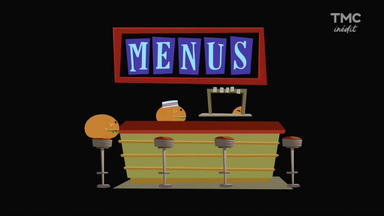 burger quiz jingle menus commande un burger pour la 12 2018 tmc youtube. Black Bedroom Furniture Sets. Home Design Ideas
