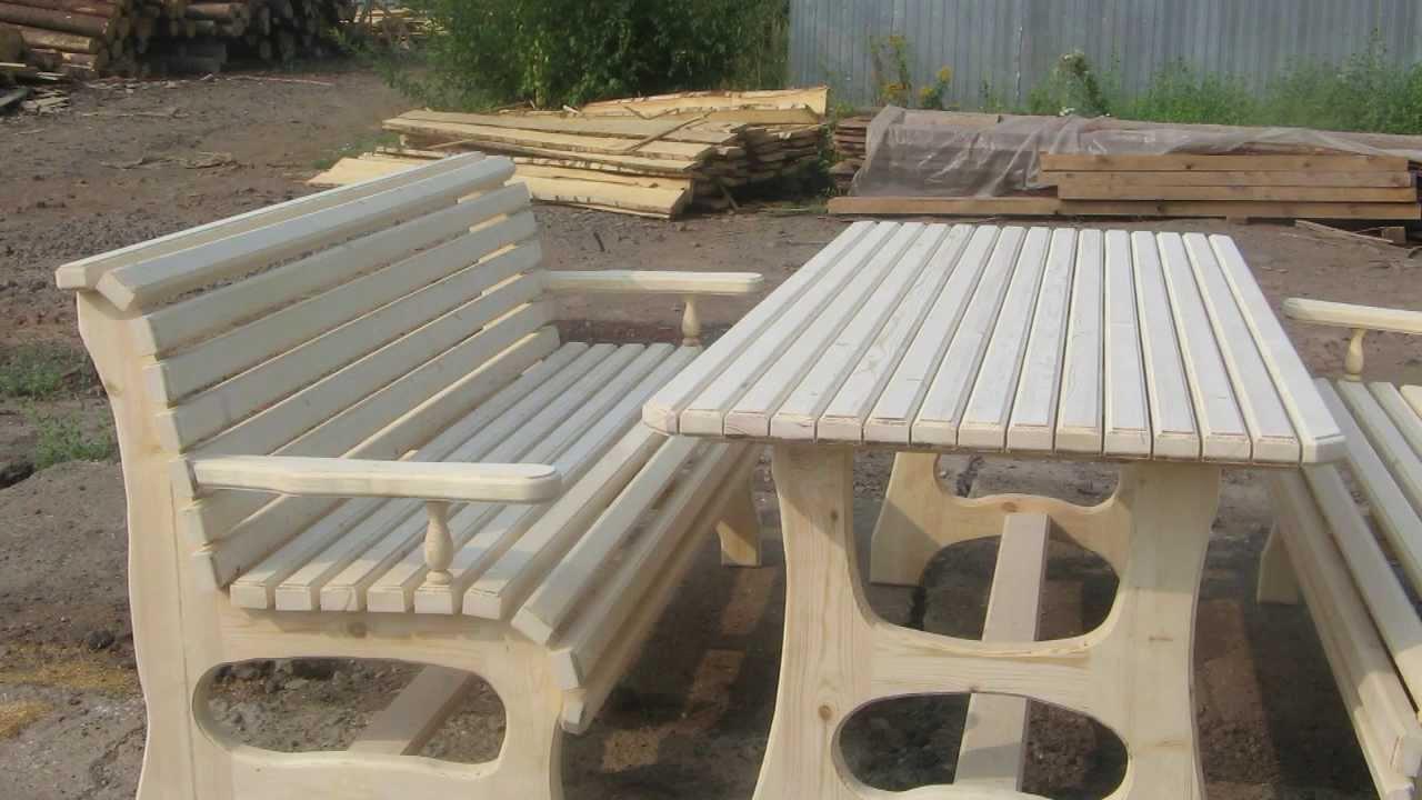 Схема деревянные столы своими руками 33