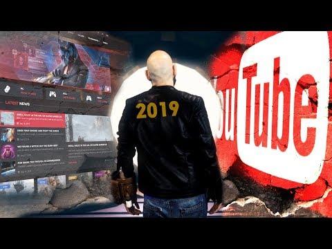 Δημοσιογραφία: Gaming Sites & Youtube (2018 edition)