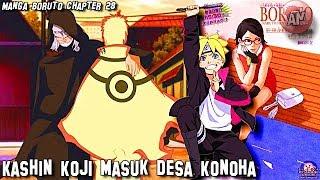 Download Video Kashin Koji Masuk Konoha   Spoiler / Bocoran Manga Boruto chapter 28 MP3 3GP MP4