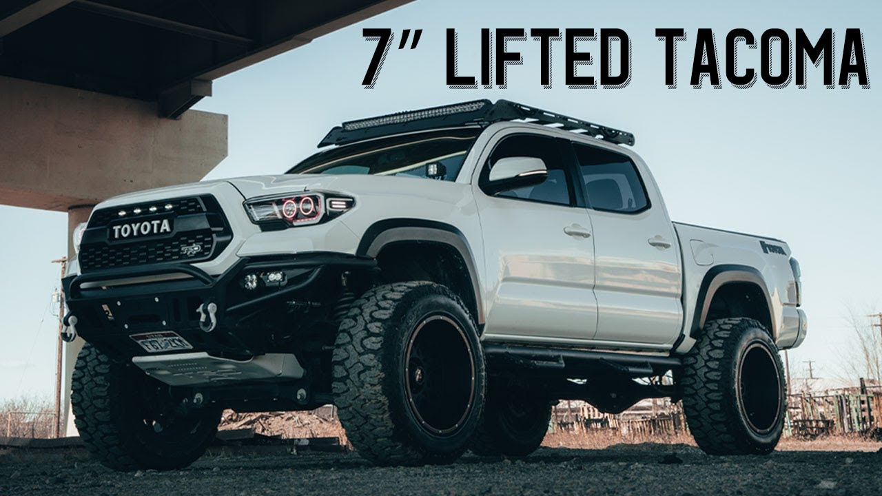 Bds Lifted Toyota Tacoma Trd Off Road