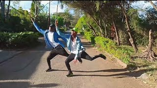 KENYA_JAMAICA LINK UP.Hustlers anthem by kranium. Dance choreography