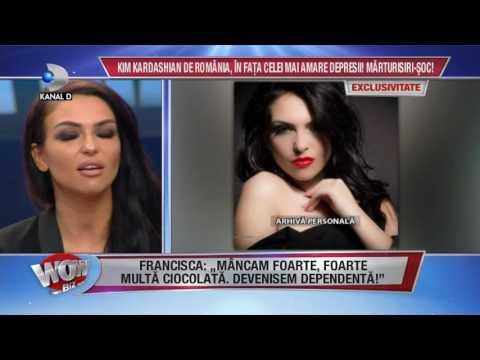 WOWBIZ (28.06.2017) - Kim Kardashian de Romania, depresie din cauza kilogramelor in plus!