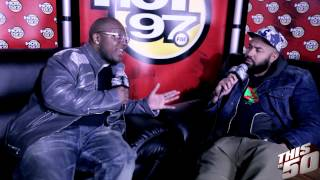 Ebro Talks Mister Cee Prostitution Situation; Power 105 vs Hot 97
