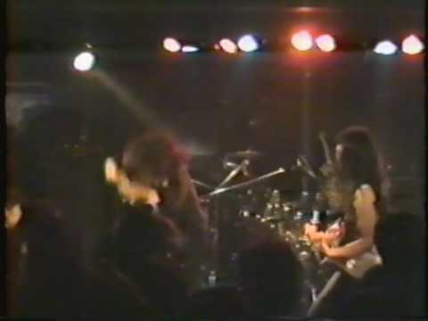 GEVA GEVA (KK NULL + YOSHIDA + EYE) Shinjuku 1988