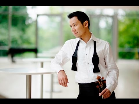 "Conrad Chow's new CD: ""Premieres"" (Violin and Orchestra)"
