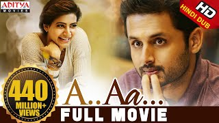 Download lagu A Aa New Hindi Dubbed Full Movie | Nithiin, Samantha | Trivikram