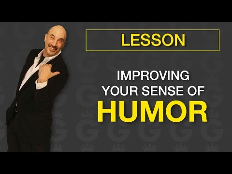 Sales Training – Improving Your Sense of Humor