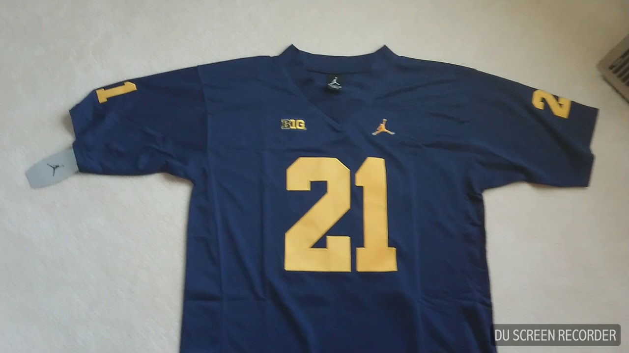 charles woodson limited nike jersey