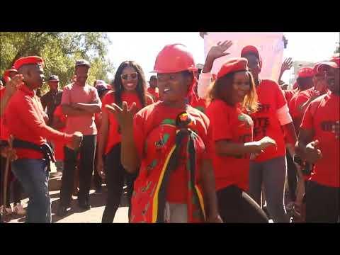 EFF March to Mittal Vanderbijlpark