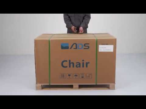 Installation Instructions For ADS AJ16 Dental Chair