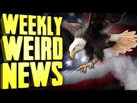 FREEDOM GAS - Weekly Weird News