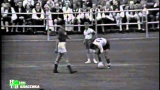 Чемпионат Мира 1958 СССР Англия 2 й тайм