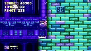 Sonic The Hedgehog 3 (sonics Ultimate Genesis Collection/ps3) #26 Longplay Hd