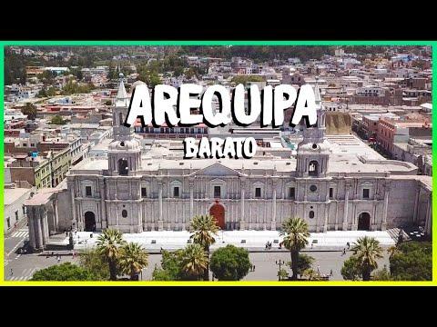 Lo BÁSICO para viajar BARATO a Arequipa 2020 | MPV en Perú