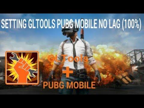 Cara Setting GLTools PUBG MOBILE 100% No Lag(Root)