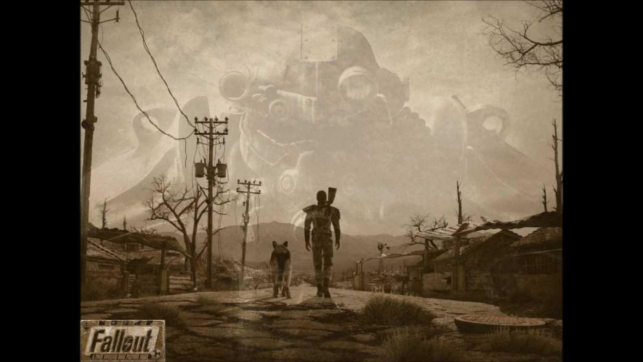 Fallout 2 OST: World Map A