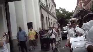 New Orleans Trad Jazz Camp 2nd Line