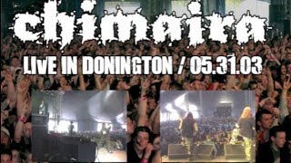 Chimaira Live @ Download Festival 2003 (pt.2)