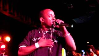 Black Moon- I Got Cha Opin / Freestyle @ BB King, NYC