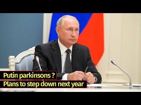 Vladimir Putin plans to step down next year amid health conc