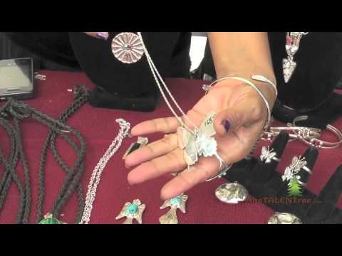 Zuni Jewelry by Allen Roy Paquin on The TALENTree - Preview