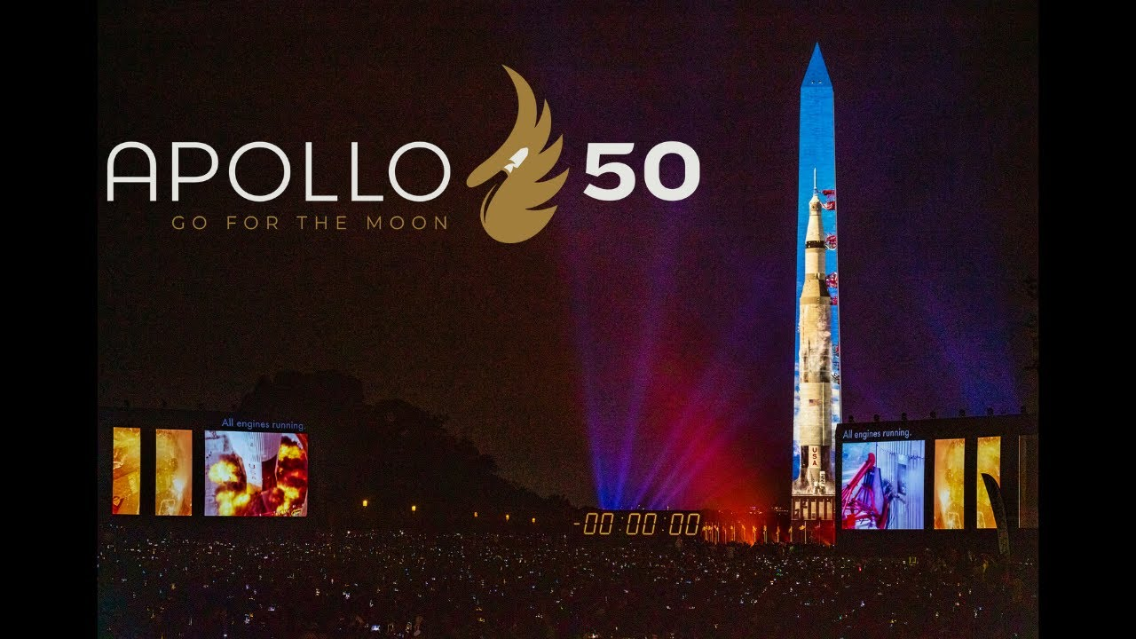 """Apollo 50: Go for the Moon"" Full Show"