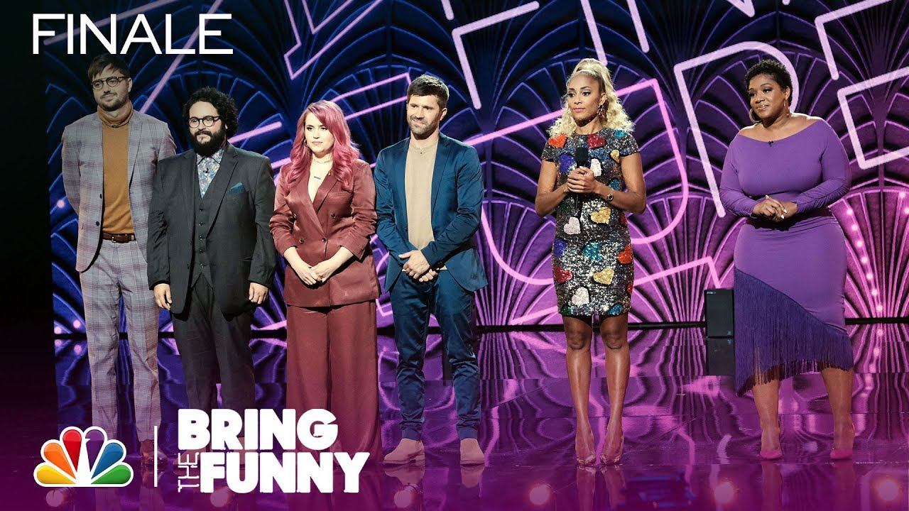 The Winner Of Bring The Funny Is Announced Finale Youtube