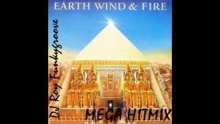 DJ Roy Funkygroove Earth Wind and Fire Mega Hitmix