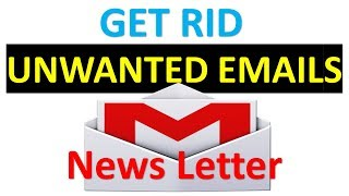 How to Get Rid of Unwanted Emails   stop receiving unwanted emails