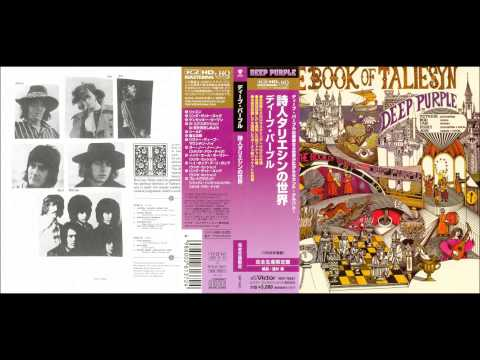 DEEP PURPLE -- The Book Of Taliesyn -- 1968