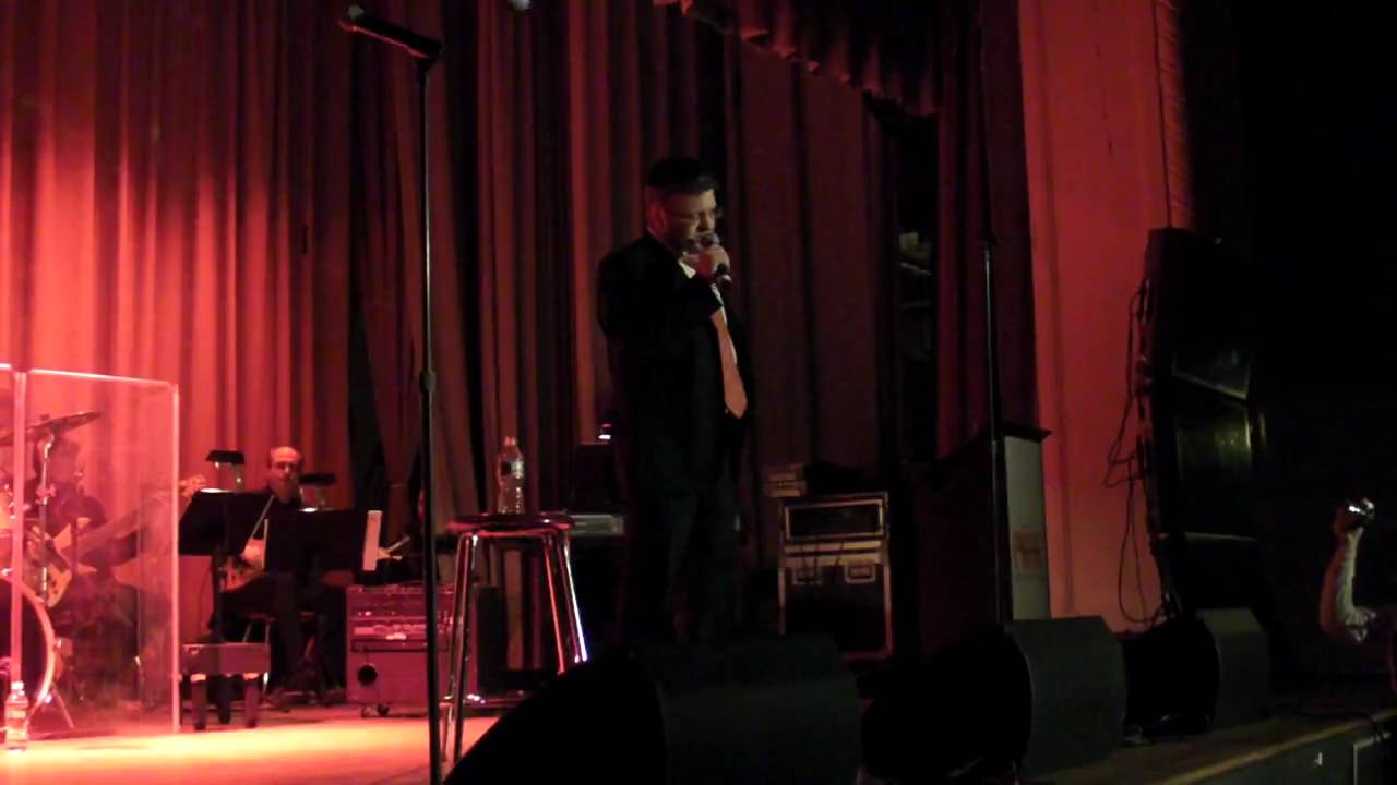 Baruch Levine Live - Chason Hatorah