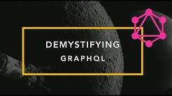 Helsingin yliopiston Full stack MOOC, vierailuluento: Demystifying GraphQL (Houston Inc.)
