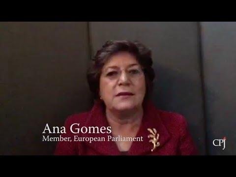 Caruana Galizia Murder: MEP Ana Gomes Calls to Widen Investigation