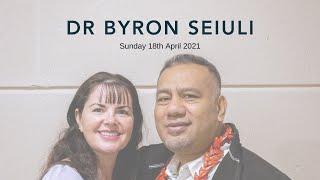 Dr Byron Seiuli