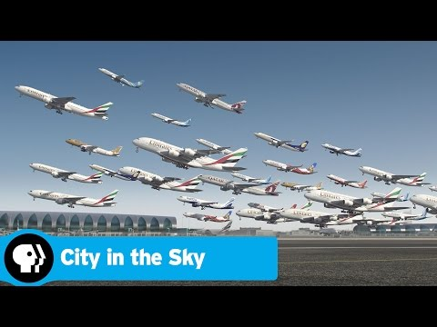 CITY IN THE SKY | Official Trailer | PBS