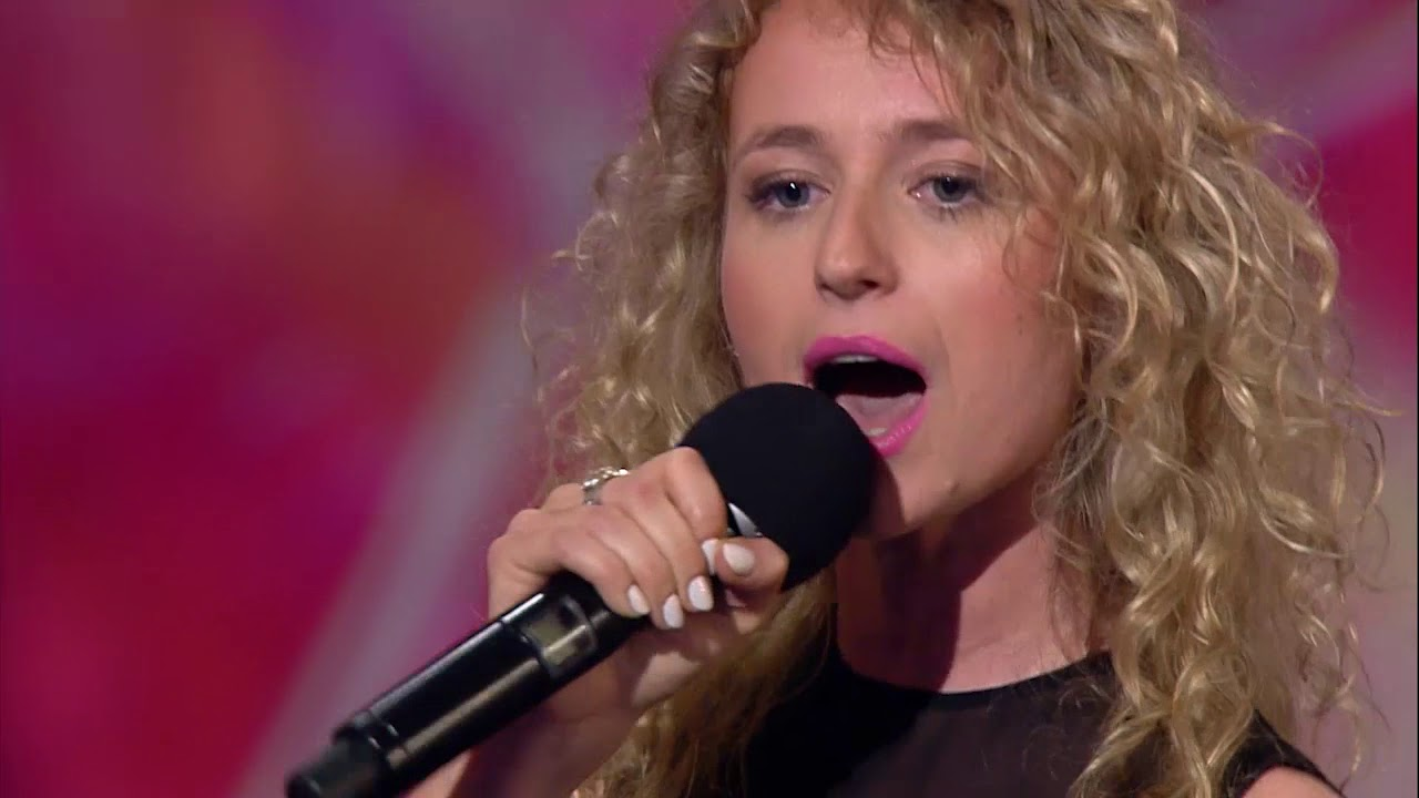 Przyszła na casting ze swoją piosenką i rozkochała w sobie jurorów! [Mam Talent!]