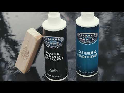 SHOE MGK Starter Kit - (The World's Best Shoe Cleaner)