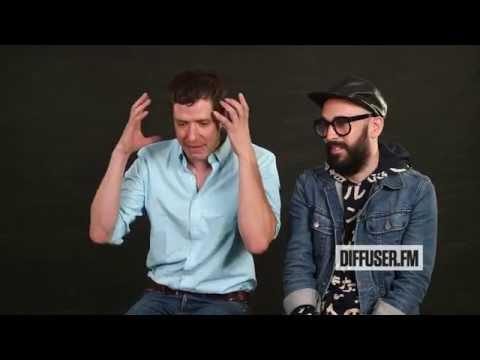 OK Go's Damian Kulash and Tim Nordwind Share Halloween Stories