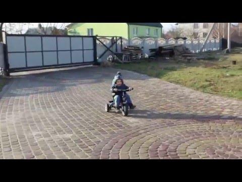 Puky CAT S6 Ceety трехколесный велосипед