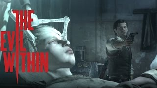 Прохождение The Evil Within с Карном. Часть 13 - Самый отвратительный босс в игре