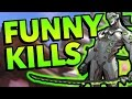 30 FUNNY KILLS - Overwatch Funny Moments Montage