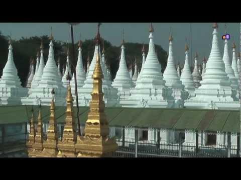 Myanmar  2012 - Mandalay Kuthodaw Paya - world's biggest book (1113)