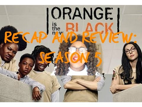 Oitnb Season 5
